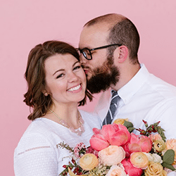 Ashley and husband | Valve+Meter Performance Marketing