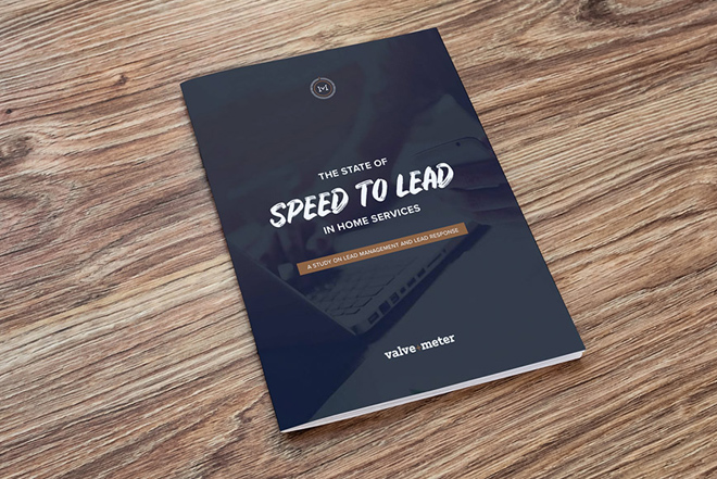 Downloadable case study about the importance of lead management and lead response times in the home services industry.
